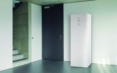Kompakt, komfortabel, sparsam: Das neue AQUAREA Kombi-Hydromodul